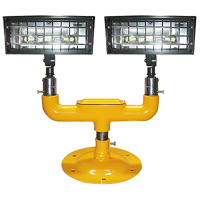 Heliport LED Floodlight Double Configuration