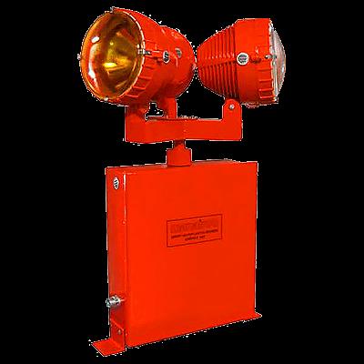 AB Series Rotating Airport Beacon Lights FAA L-801A-AB-500HP64