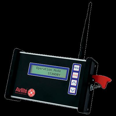 Radio-Controlled Solar-Powered Airfield Lighting | Avlite
