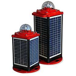 Solar Obstruction Lights