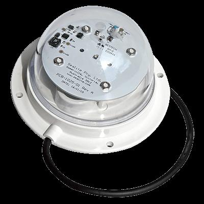 AV09-4WL Solar Windsock Light Kit | Avlite