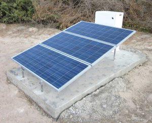 Solar Power Option
