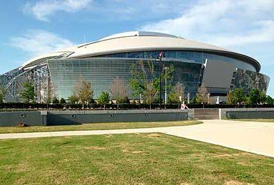 Dallas Cowboys Stadium Heliport