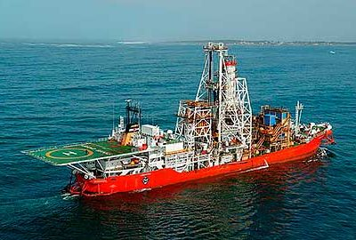 Mining Vessel - Cape Town, South Africa