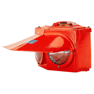 Surface Floodlight with Cover Flushlight Model 702