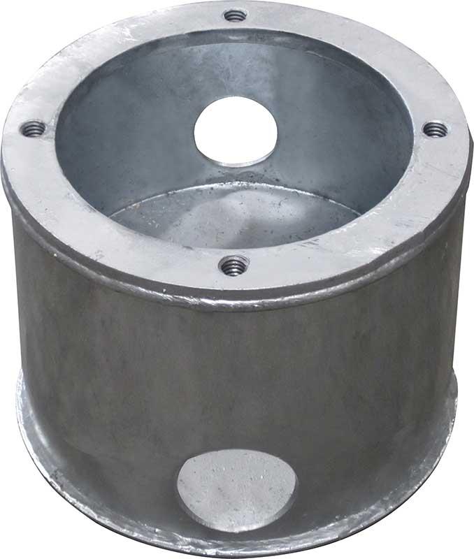 BA-525-6 Base can