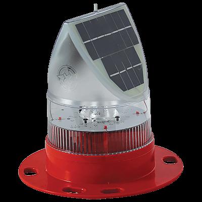 AV-OL-70 & AV-OL-70-HI Red Solar Aviation Light | Avlite
