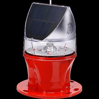 AV-OL-75 Solar Powered ICAO Type A Low Intensity Obstruction Light | Avlite