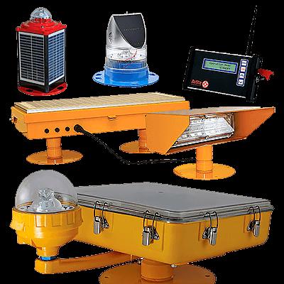 Surface/Ground Level Heliport Lighting System | Avlite