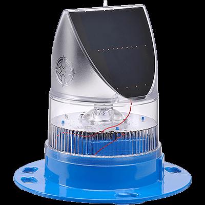 AV-70 Solar Aviation Light blue