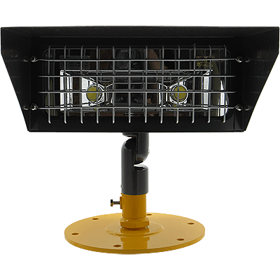 Heliport LED Surface Floodlight with Hood