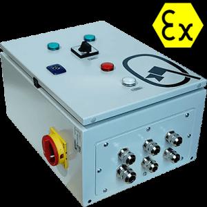 Q-Controller for Status Light System