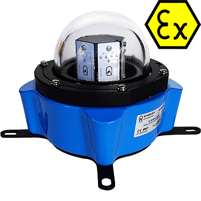 Q-Explosion Proof Perimeter Light