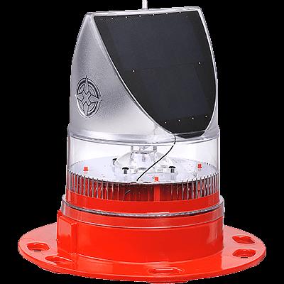 AV-OL-70 & AV-OL-70-HI Red Solar Obstruction Light | Avlite