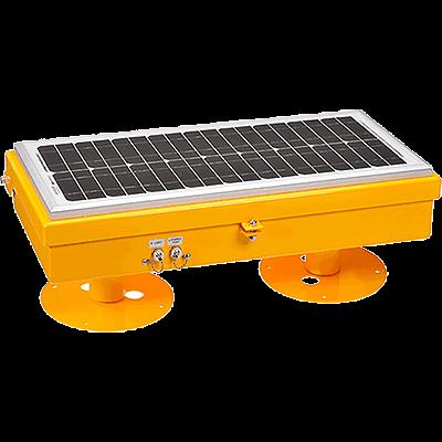 AV-HL-FL Solar Helipad Floodlight solar panel