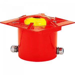 Model 1601 Heliport Recessed Flushlight