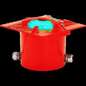 Model 1601 LED Heliport Recessed Flushlight