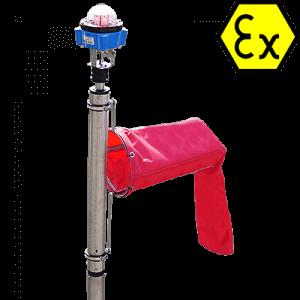Q23EL91 Q-Explosion Proof Wind Direction Indicator