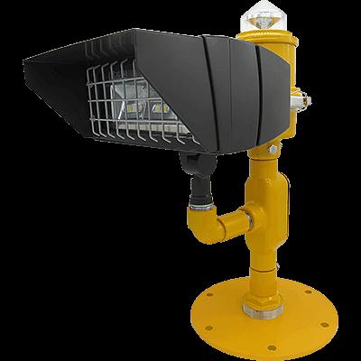 HL-860FL LED Heliport Perimeter Light & Floodlight (HPLF)